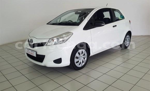Buy Used Toyota Yaris White Car in Manzini in Manzini