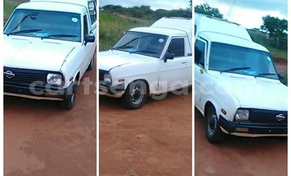 Buy Used Nissan Pickup White Car in Manzini in Swaziland