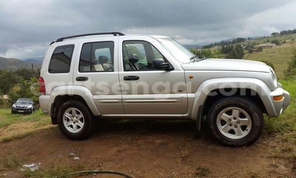 Buy Used Jeep Grand Cherokee Silver Car in Manzini in Swaziland