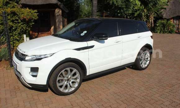 Buy Used Land Rover Range Rover Vogue White Car in Mbabane in Manzini