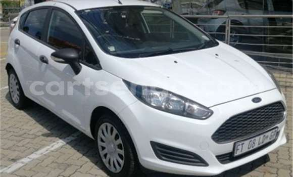 Buy Used Ford Fiesta White Car in Mbabane in Manzini