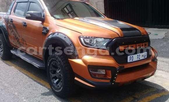 Buy Used Ford Ranger Beige Car in Mbabane in Manzini
