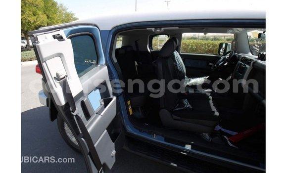 Buy Import Toyota FJ Cruiser Blue Car in Import - Dubai in Hhohho