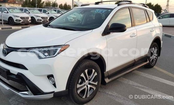 Buy Import Toyota RAV4 White Car in Import - Dubai in Hhohho