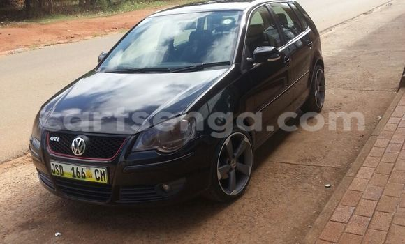 Buy Used Volkswagen Polo Black Car in Nhlangano in Swaziland