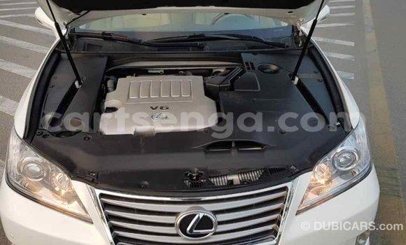 Buy Import Lexus ES White Car in Import - Dubai in Hhohho