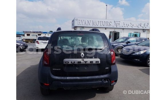 Buy Import Renault Duster Black Car in Import - Dubai in Hhohho