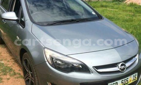 Buy Used Opel Astra Silver Car in Manzini in Swaziland