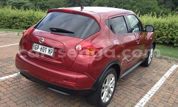 Buy Used Nissan Juke Red Car in Manzini in Swaziland