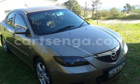 Buy Used Mazda 326 Silver Car in Manzini in Swaziland