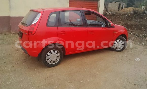 Buy Used Ford Fiesta Red Car in Manzini in Swaziland