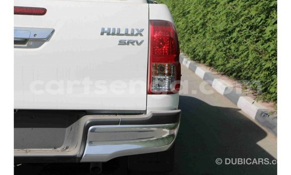 Buy Import Toyota Hilux Black Car in Import - Dubai in Hhohho
