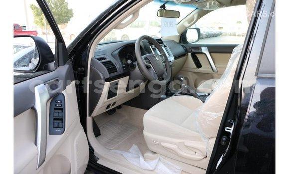 Nunua Imported Toyota Prado Black Gari ndani ya Import - Dubai nchini Hhohho
