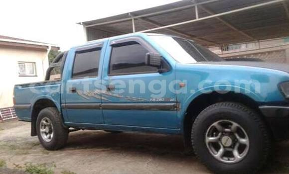 Buy Used Isuzu D-MAX Blue Car in Manzini in Swaziland