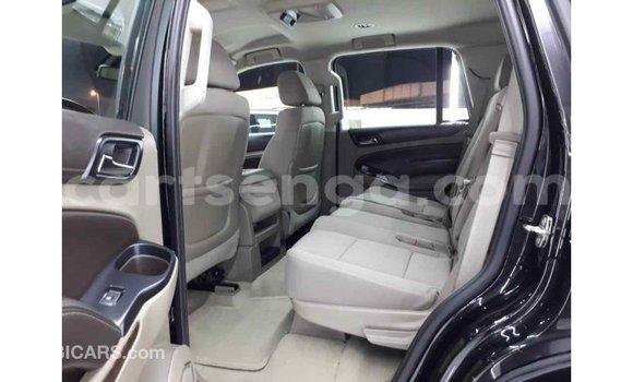 Buy Import Chevrolet Tahoe Black Car in Import - Dubai in Hhohho