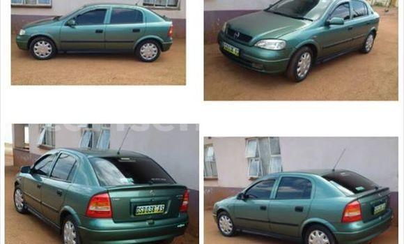 Buy Used Opel Astra Car in Manzini in Swaziland