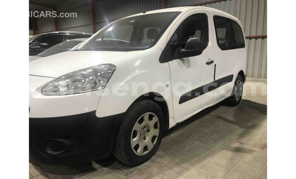 Buy Import Peugeot Partner White Car in Import - Dubai in Hhohho