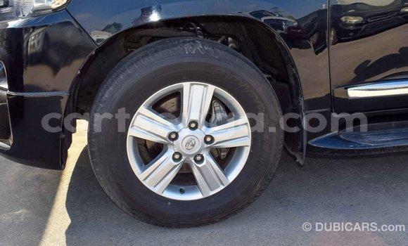 Acheter Importé Voiture Toyota Land Cruiser Noir à Import - Dubai, Hhohho
