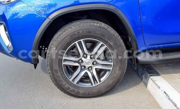 Buy Import Toyota Fortuner Blue Car in Import - Dubai in Hhohho