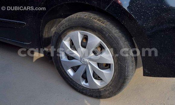 Buy Import Toyota Yaris Black Car in Import - Dubai in Hhohho