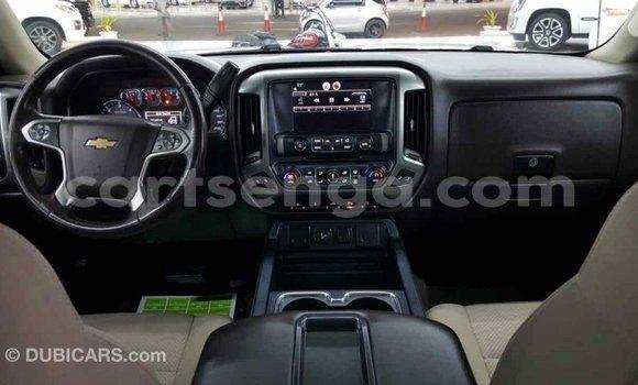 Buy Import Chevrolet Silverado White Car in Import - Dubai in Hhohho