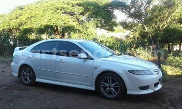 Buy Used Mazda 6 White Car in Manzini in Swaziland