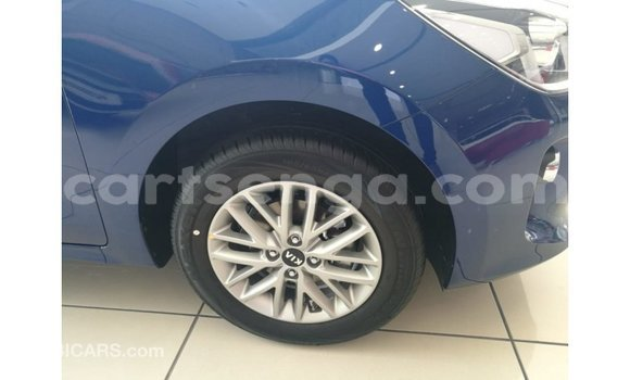 Buy Import Kia Rio Blue Car in Import - Dubai in Hhohho