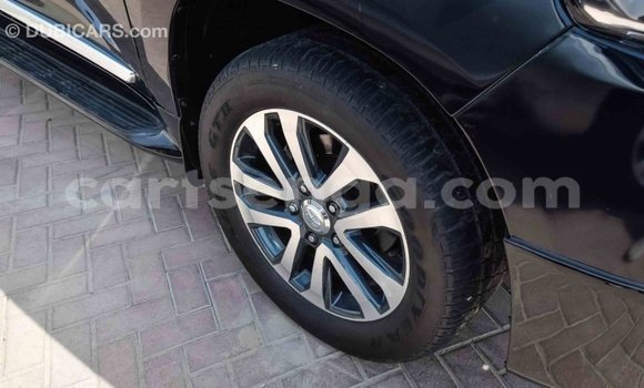 Buy Import Toyota Land Cruiser Black Car in Import - Dubai in Hhohho