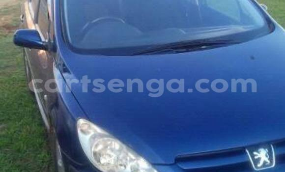 Buy Used Peugeot 307 Blue Car in Manzini in Swaziland