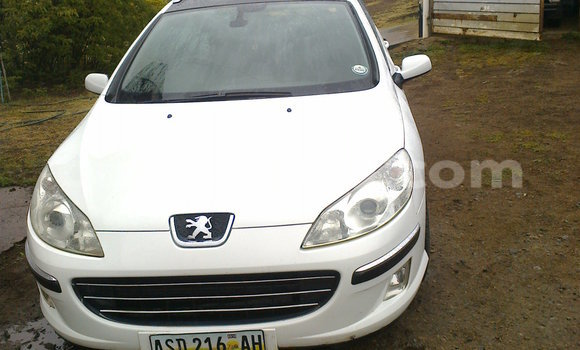 Buy Used Peugeot 407 White Car in Manzini in Swaziland