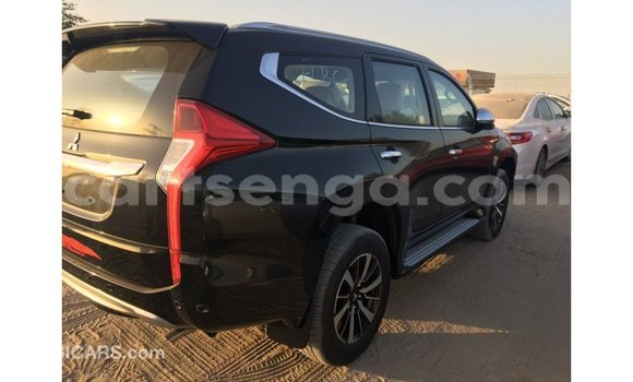 Buy Import Mitsubishi Montero Black Car in Import - Dubai in Hhohho