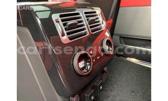 Buy Import Land Rover Range Rover Black Car in Import - Dubai in Hhohho