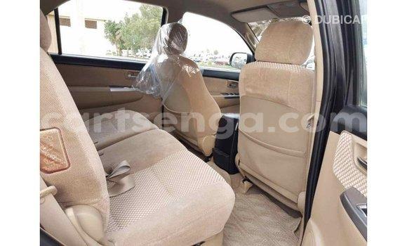 Nunua Imported Toyota Fortuner Other Gari ndani ya Import - Dubai nchini Hhohho