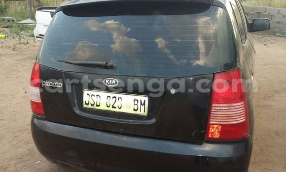 Buy New Kia Picanto Black Car in Manzini in Swaziland