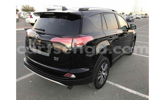 Buy Import Toyota RAV4 Black Car in Import - Dubai in Hhohho