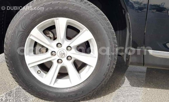 Buy Import Toyota Highlander Black Car in Import - Dubai in Hhohho