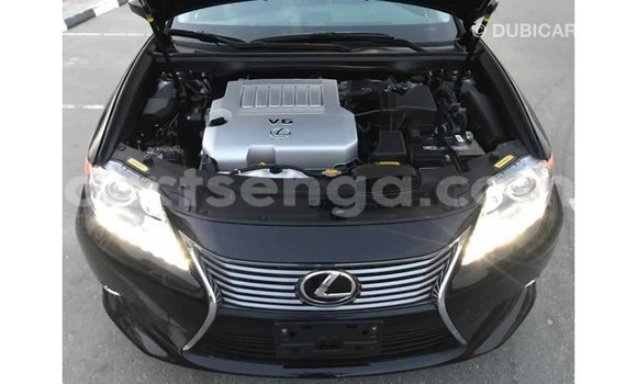 Buy Import Lexus ES Black Car in Import - Dubai in Hhohho