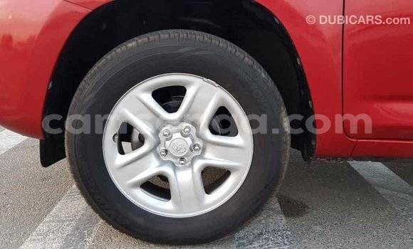 Buy Import Toyota RAV4 Red Car in Import - Dubai in Hhohho