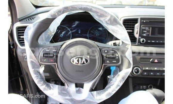 Buy Import Kia Sportage Black Car in Import - Dubai in Hhohho
