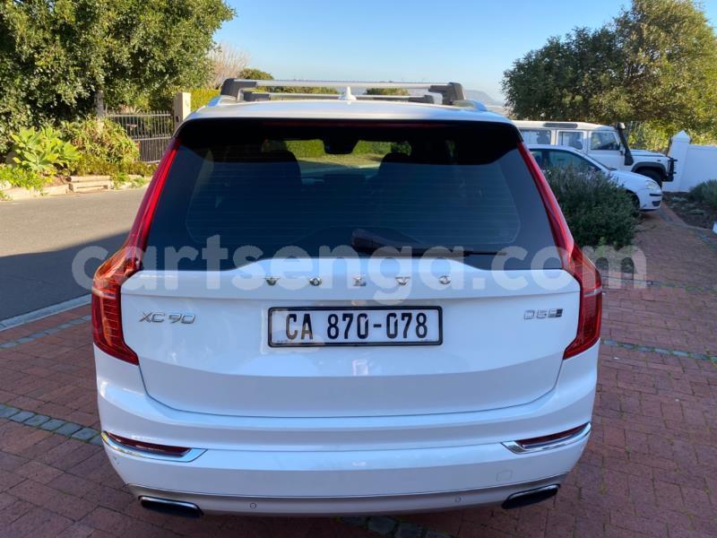 Buy Used Volvo Xc90 White Car In Big Bend In Lubombo Cartsenga