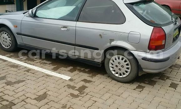 Buy Used Honda Civic Silver Car in Manzini in Swaziland