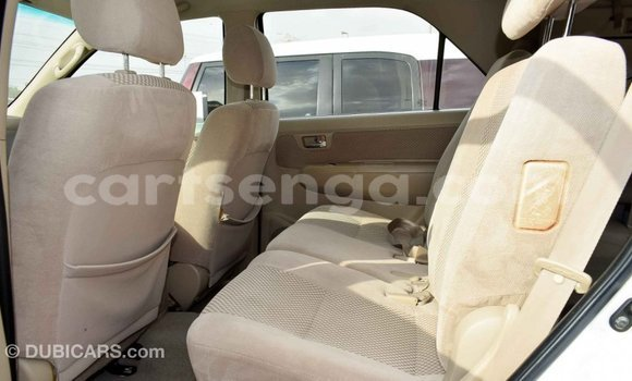 Buy Import Toyota Fortuner White Car in Import - Dubai in Hhohho