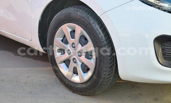 Buy Import Kia Rio White Car in Import - Dubai in Hhohho