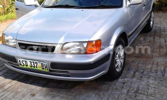 Buy Used Toyota Corsa Silver Car in Manzini in Swaziland