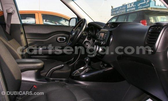 Buy Import Kia Soul Blue Car in Import - Dubai in Hhohho
