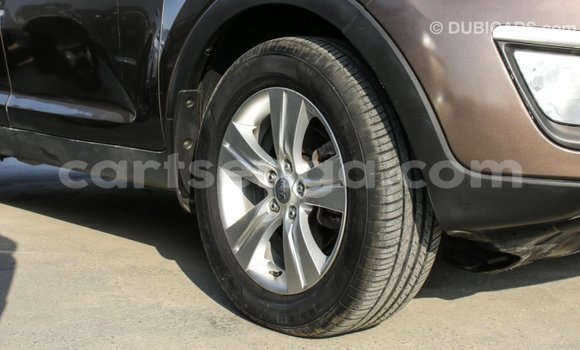 Buy Import Kia Sportage Brown Car in Import - Dubai in Hhohho
