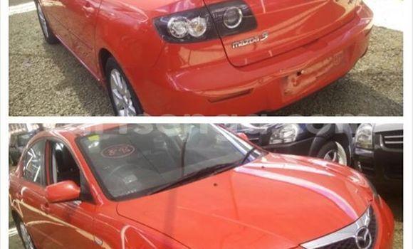 Buy Used Mazda 326 Red Car in Manzini in Swaziland