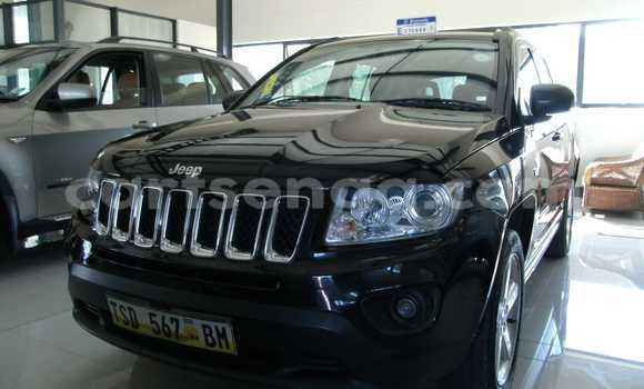 Buy Used Jeep Compass Black Car in Mbabane in Swaziland