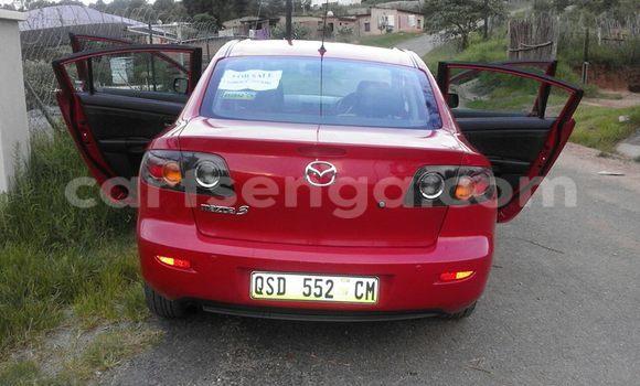 Buy Used Mazda 323 Red Car in Manzini in Swaziland
