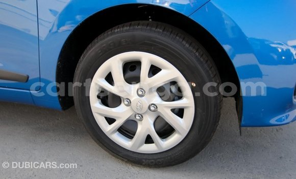 Buy Import Hyundai i10 Blue Car in Import - Dubai in Hhohho
